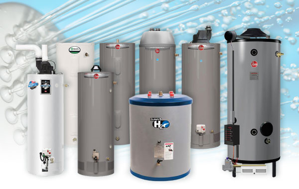 Convetional Water Heaters
