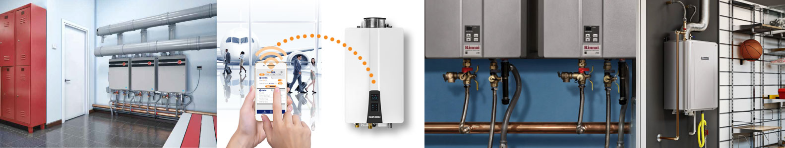 Tankless services from Hot Water Now!