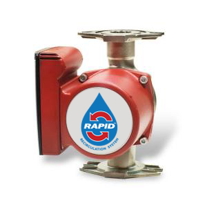 Enjoy hot water whenever you want it with the Rapid Recirculation System!